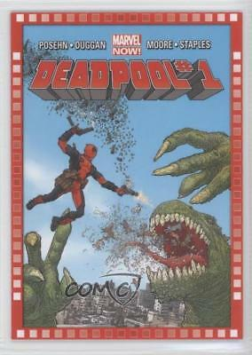 2013 Upper Deck Marvel Now! #105 Deadpool #1 Non-Sports Card 0y3