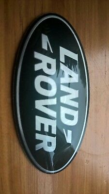 Land Rover Grille Grill Badge Green  Discovery Freelander Defender Lr002717