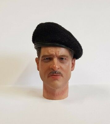 DiD Dragon In Dream 1/6th Scale WW2 French Black Beret  - Pierre