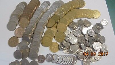 Belgian coins as listed