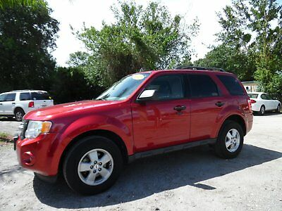 2012 Ford Escape XLT 2012 Ford Escape XLT