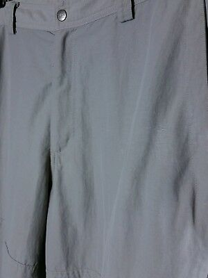 """North Face Mens Walking Hiking Trousers UK Size 38"""" Waist"""