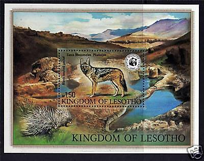 Lesotho 1981 Wildlife MS SG473 MNH