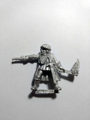 GW - Warhammer - Mordheim - Witch Hunters - Witch Hunter Captain 2 - OOP