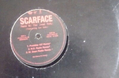 Scarface featuring Ice Cube – Hand Of The Dead Body - 12in