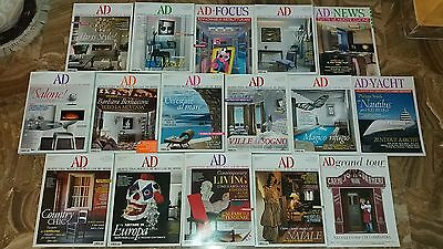 AD Architectural Digest 2010 - Completa + Supplementi -