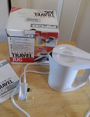 Pifco Worldwide Travel Jug Kettle