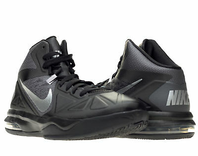 Nike Air Max Body U TB Black/Silver Men's Basketball Shoes 599418-002
