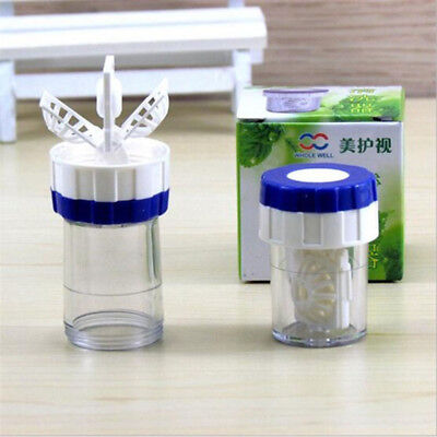 Fashion Storage Container Washer Cleaning Manually Case Eyes Cleaner