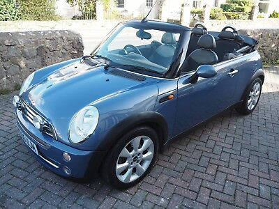 Mini Cooper 1.6 Covertible - Low Mileage - Immaculate Condition