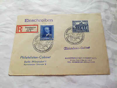 Stamps Cover Germany Reich Postal History Nice Lot Ba/0059
