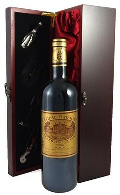 2004 Chateau Batailley 2004 Vintage Red Wine