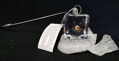 Snowman Candle Snuffer - New