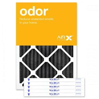 AiRx Odor 14x20x1 Carbon Pleated Filter