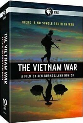 THE VIETNAM WAR: A Film by Ken Burns and Lynn Novick (DVD, 2017) BRAND NEW