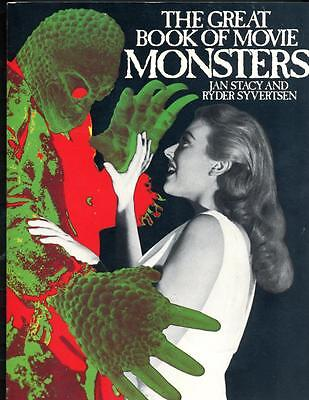 The Great Book of Movie Monsters    1983    Stacy     Syvertsen