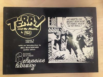 Terry and the Pirates Vol 2   1935-1936    Flying Buttress    HC   479/1200