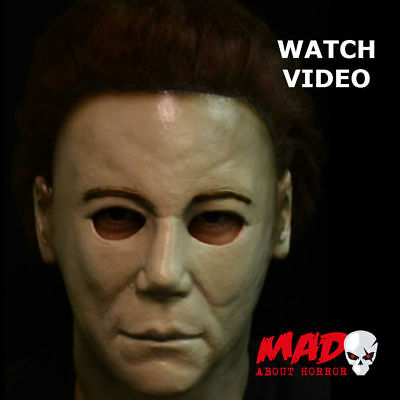 OFFICIAL Michael Myers H20 HALLOWEEN 7 Latex Collectors Mask Horror Film Deluxe