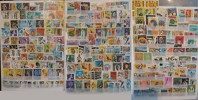 Ghana 3 Stockbook pages of Stamps Please view all pages
