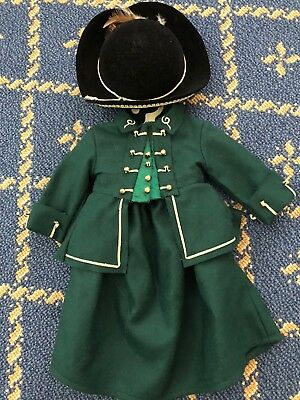 Felicity American Girl Doll Riding Outfit And Hat