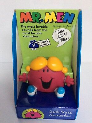 Rare | Mr Men | Little Miss Chatterbox | Sound Characters