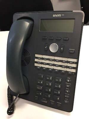Snom 720 IP Telephone Handset