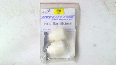 Intuitive Race Products Ivrie Bar Sliders Honda Motorcycle NOS