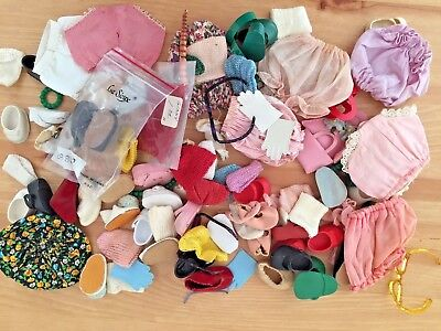 GINNY MUFFIE Vogue Original Clothing - Bloomers Shoes Socks 50-100 Items