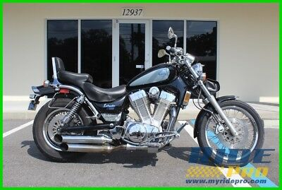 Suzuki Intruder®  1993 Suzuki Intruder 1400 Cheap Cruiser Jardine Exhaust Mustang Seat Very Nice