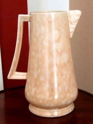 Stunning Art Deco Large Pitcher - Price Bros     #