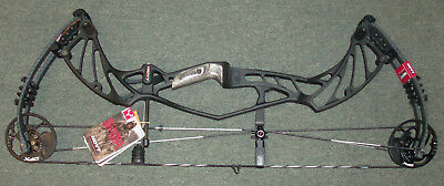 "Hoyt Pro Defiant Compound Bow 50-60 Lbs Right Hand #2 Cam 26-28"" Draw  New!"