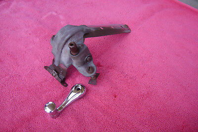 1936 1937 1938 Chevrolet Gmc Truck Front Window Crank Out Regulator + Handle