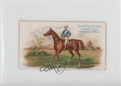 1888 Allen & Ginter The World's Racers Tobacco N32 #INSO Insolence Card 1s8