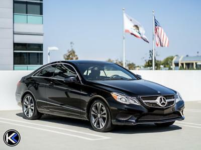2015 Mercedes-Benz E-Class E 400 2015 Mercedes-Benz E 400  Coupe 1 Owner Warranty NO RESERVE No Stories Wow