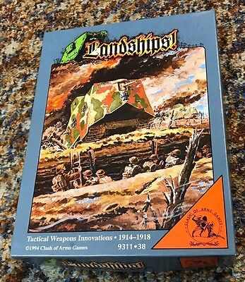 Landships! Tactical Weapons Innovations war game - unpunched