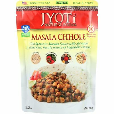 Masala Chhole; Chickpeas & Masala Sauce with Spinach