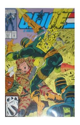 G.I. Joe, A Real American Hero #131 (Dec 1992, Marvel)