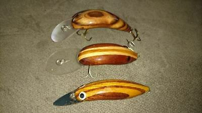 Timber Mencho Lures x3