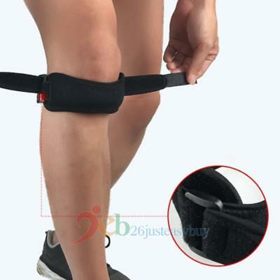 Unisex Patella Tendon Brace Knee Gym Sport Support Strap Belt Pain Relief Guard