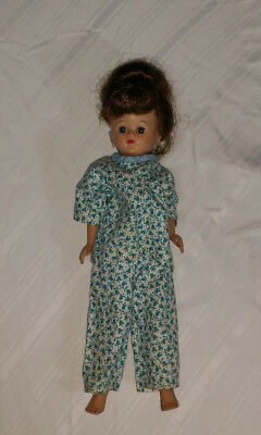 1957 Jill Vogue Lot Includes Doll Several Outfits and Shoes