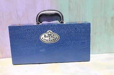 Royal & Langnickel Artist Case Art Box with Handle, empty FREE SHIPPING!