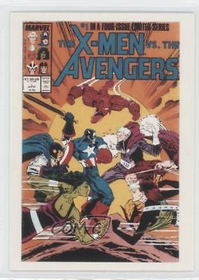 1991 Marvel 1st Covers Series 2 #44 The X-Men vs Avengers (Limited Series) 2a7