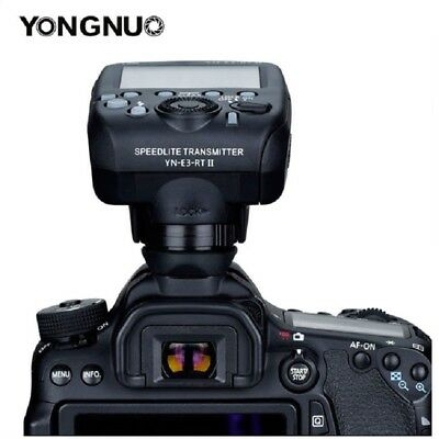 YONGNUO YN-E3-RT Speedlite Flash Trigger Transmitter For Canon EOS as ST-E3-RT