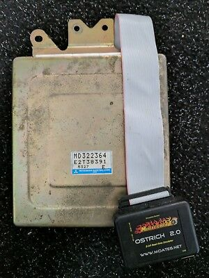 Mitsubishi Lancer Evolution 1 2 3 CE9A 4G63T Ostrich 2.0 ECU engine management