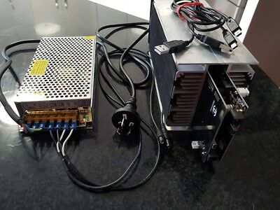 Ready to go. Gridseed G-Blade USB Scrypt Miner 5.2-6MH/S + Power Supply + leads.