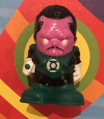 Dc Comics Ooshies - Series Two Rare Sinestro