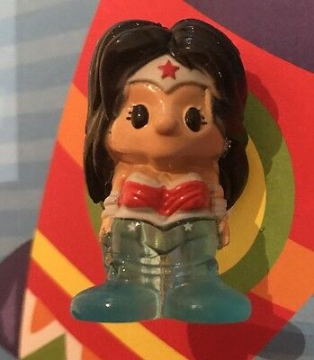 Dc Comics Ooshies - Series One - Hologram Wonder Woman