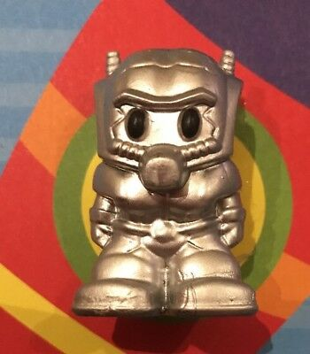 Marvel Series One Ooshies - Titanium Ant Man
