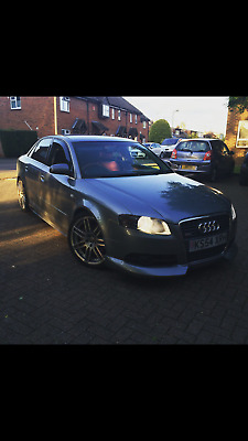 Audi A4 Sline Special edition