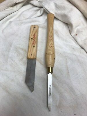 Robert Sorby Parting Chisels Two Of